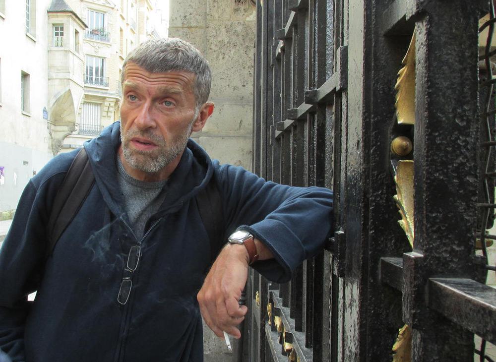 Париж, май 2014