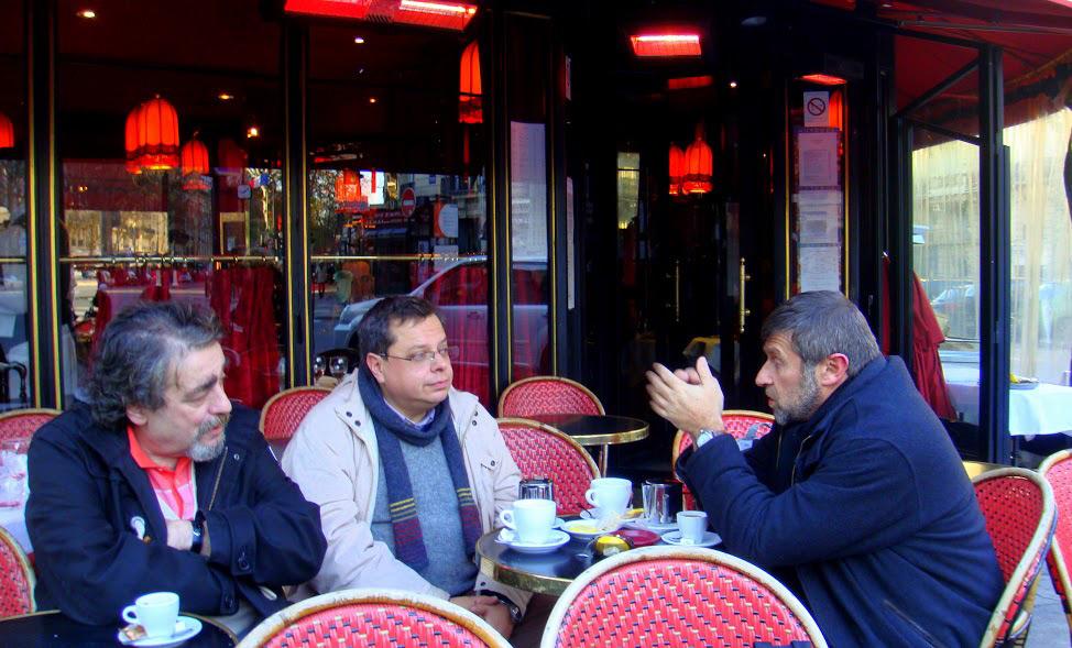 Париж 2011