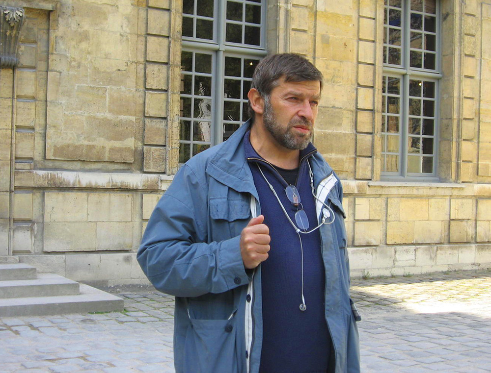 Париж, май 2010
