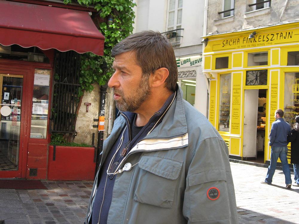 Париж, Маре, май 2010