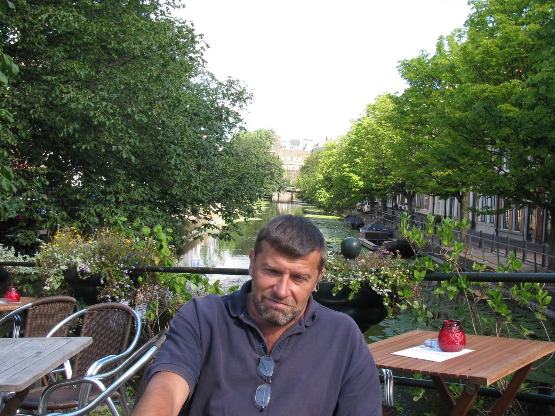 Гаага, Голландия, июль 2010.