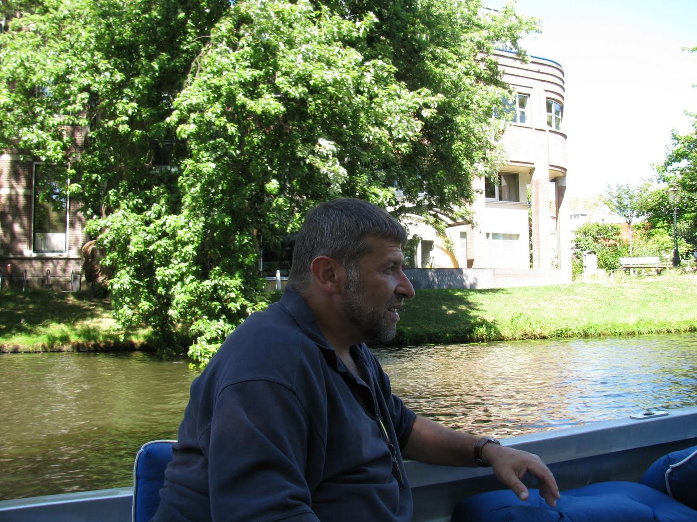 Лейден, Голландия, июль 2010
