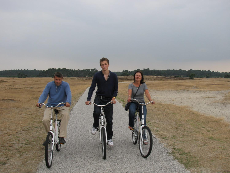 Парк Hoge Veluwe, Голландия, июль 2010
